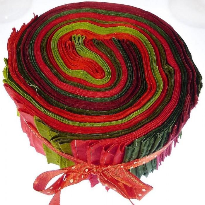 Jelly Roll, Festliche Farben, 24 tlg.