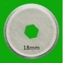 50x oder 100x 18mm Rollschneider Ersatzklingen