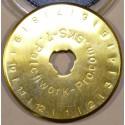 50x oder 100x 45mm LongLife Rollschneider Ersatzklingen Titanbeschichtung