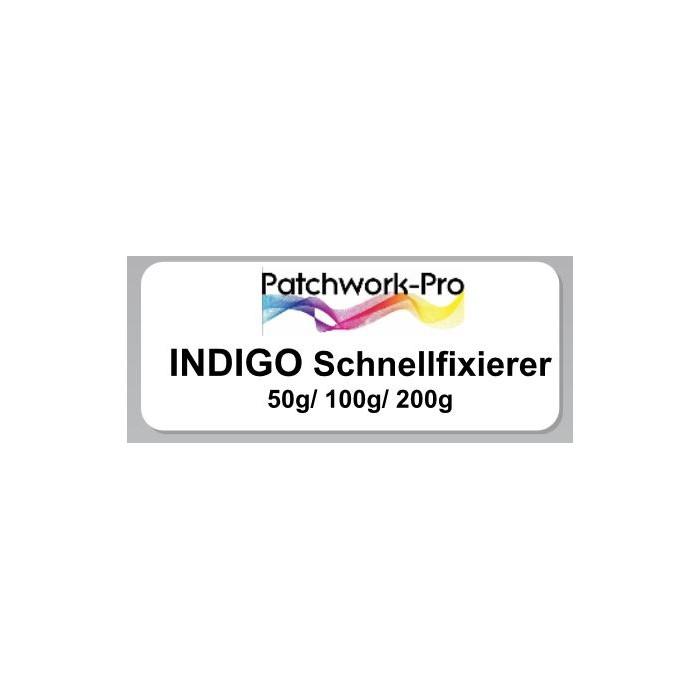 Indigo Schnellfixierer 50g/ 100g/ 200g