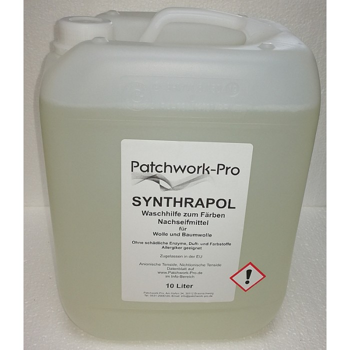 Synthrapol 10 Liter