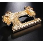 Nähmaschine Anstecknadel Pin - Sewing Machine Enamel Pin Badge Brooch Lapel