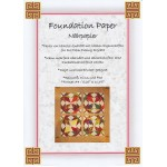 Paper Piecing Papier/ Foundation Paper
