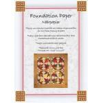 Paper Piecing Papier/ Foundation Paper