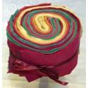 Jelly Roll, Festliche Farben, 14 tlg.