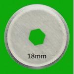 10x oder 20x 18mm Rollschneider Ersatzklingen