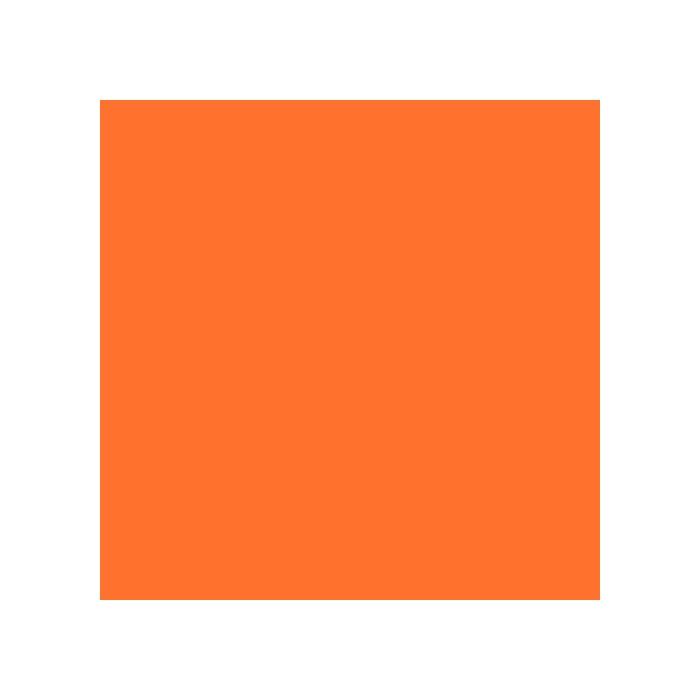 Brillant Orange/ Deep Orange
