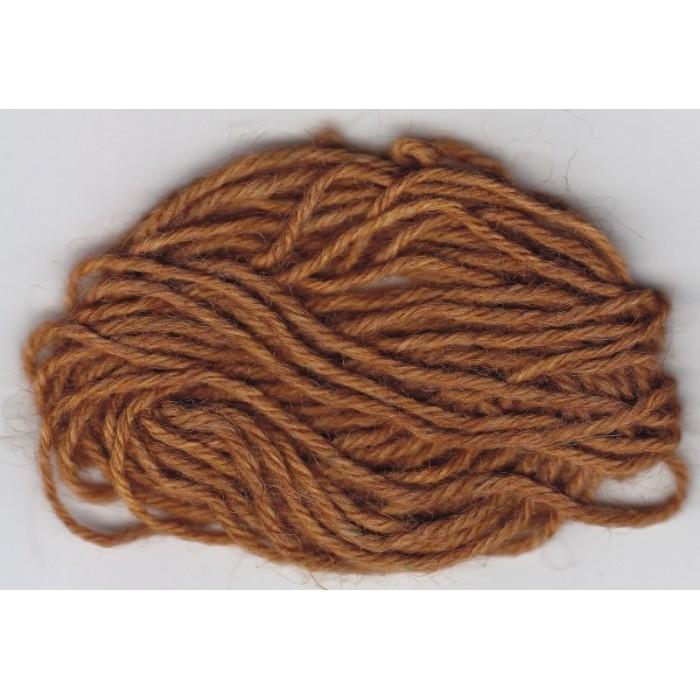 Ocker-Braun für Wolle/ Ochre-Brown - 50g/ 100g/ 200g