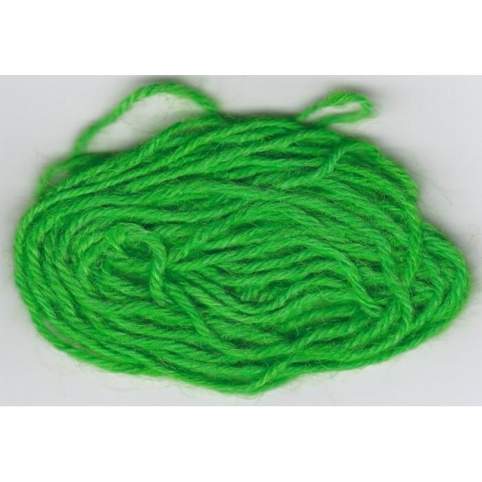 Lime Grün für Wolle/ Lime Green - 50g/ 100g/ 200g