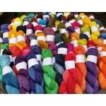 10 Farben - 10g für Wolle, Baumwolle und Seide - Sortiment Procion MX Dye Farben
