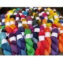 19 Farben - 50g/ 100g/ 200g für Wolle - Sortiment Procion MX Dye Farben