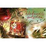 €10,- bis €100,- Geschenkgutschein mit Goldfoliendruck und Couvert
