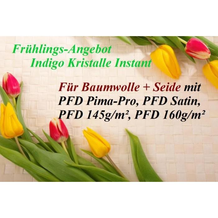 Frühlings - Angebot Indigo